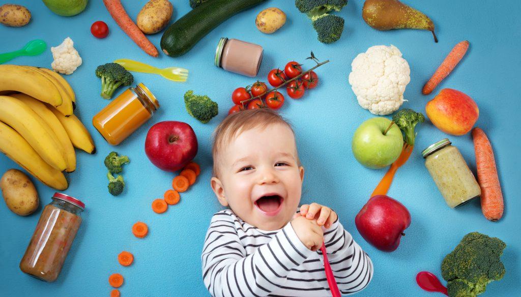 1 Yaş- 12 Aylık Bebek Nasıl Beslenmeli?