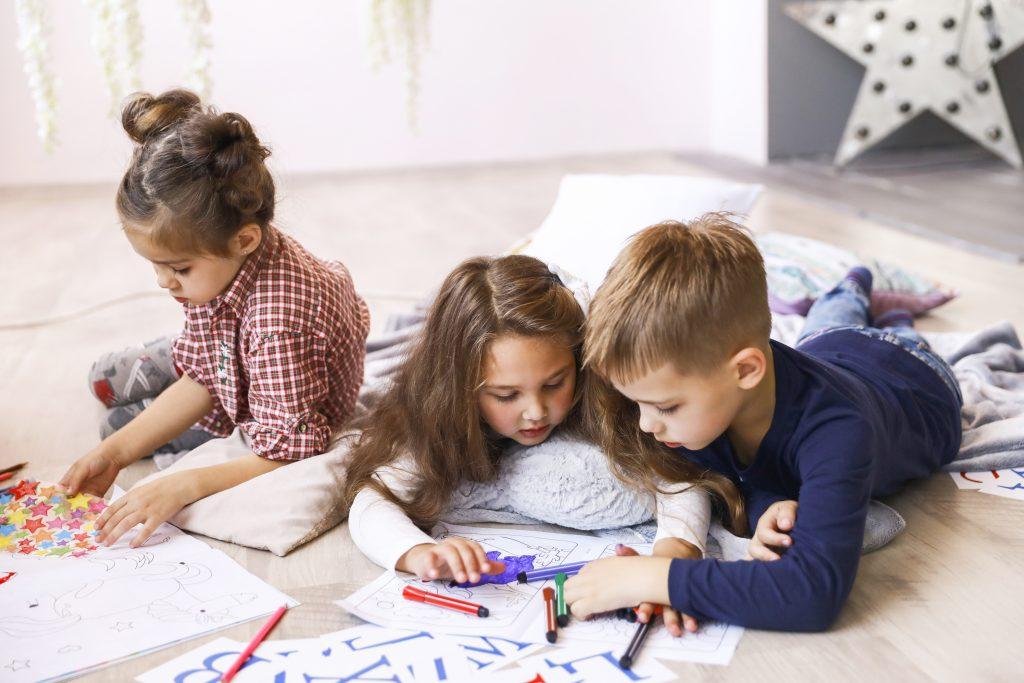 4 Yaş Etkinlik Önerileri: Çocuğunuzla Evde Ne Yapabilirsiniz?