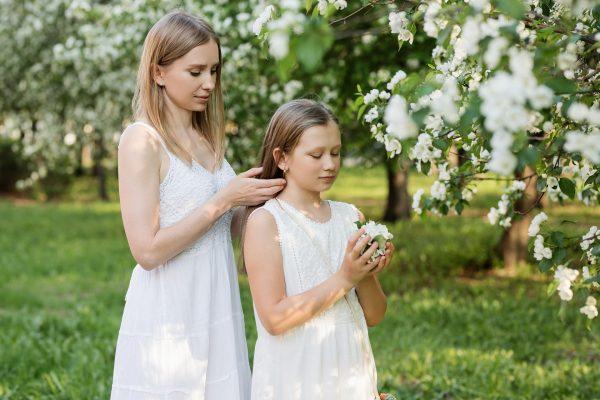 Anne Kız Kombin Kıyafetleri için Püf Noktalar