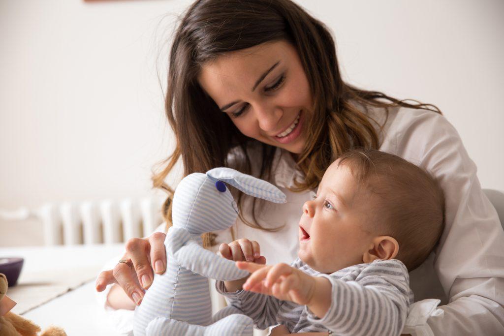 Bebeklerde Dikkat Eksikliği