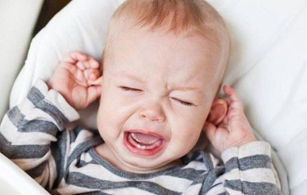 Bebeklerde Kulak Ağrısı Nasıl Anlaşılır?