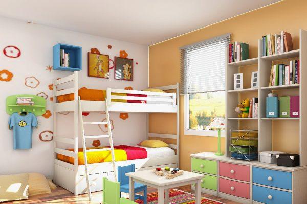 Çocuk Odası Nasıl Dizayn Edilir? Neler Kullanılır?