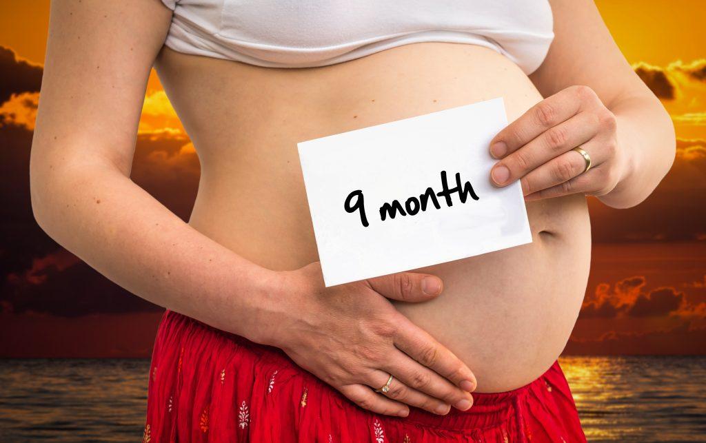 Hamilelikte Suyun Gelmesi
