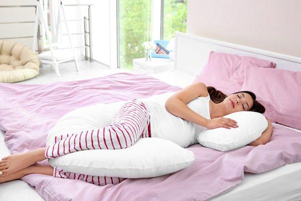 Hamilelikte Uyku Pozisyonu Nasıl Olmalı?