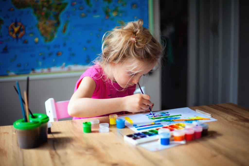 Karantina Döneminde Çocuklar İçin Ev Aktivitesi