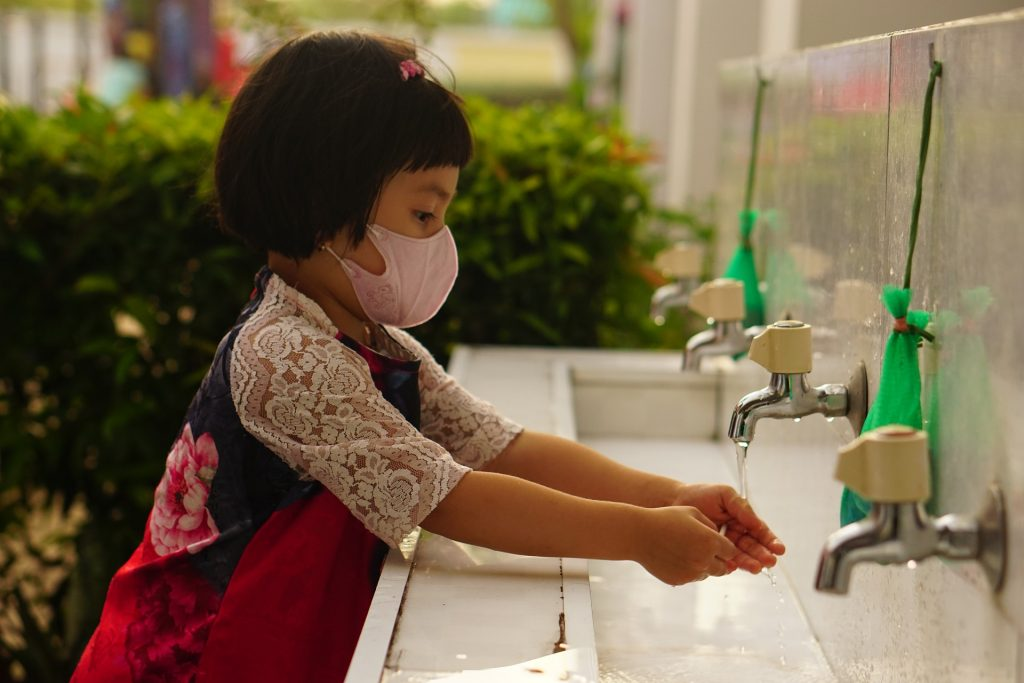 Okula Dönüşte Çocuk Maskesi ve Önemi