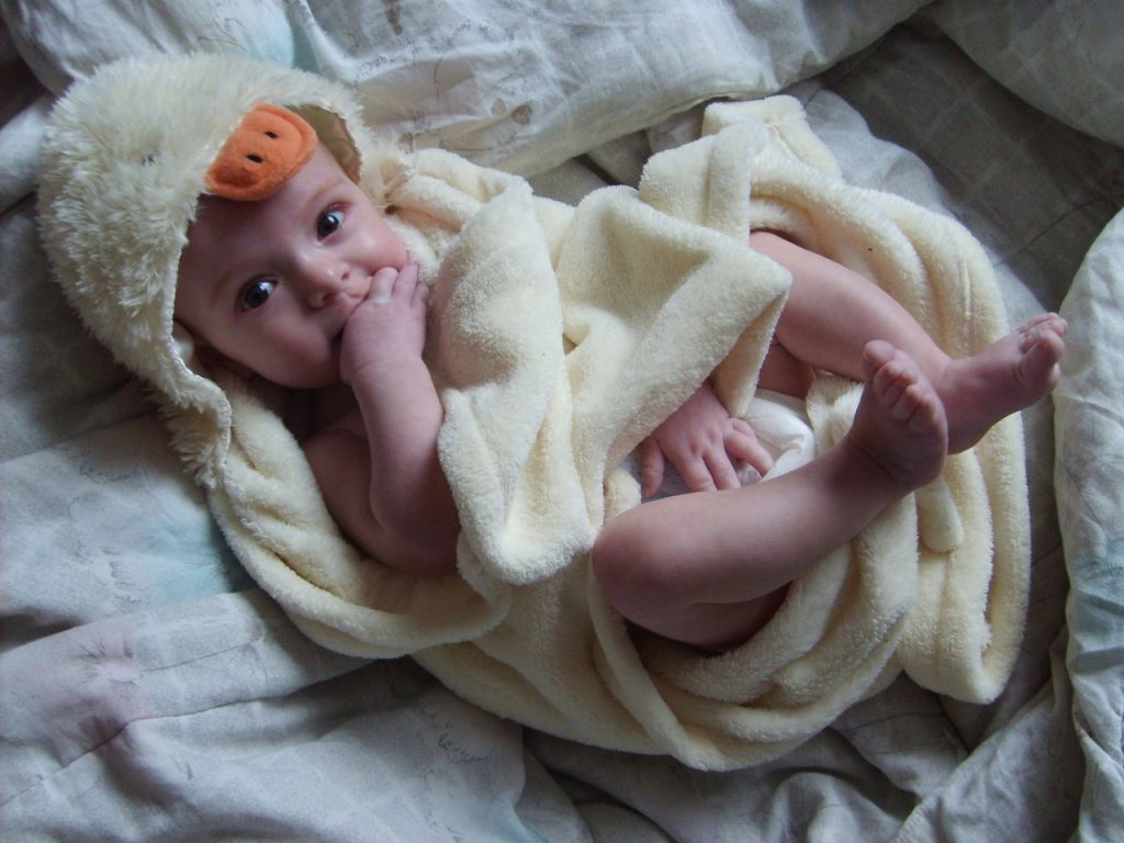 Yenidoğan Bebek Bakımı Önemli Noktalar