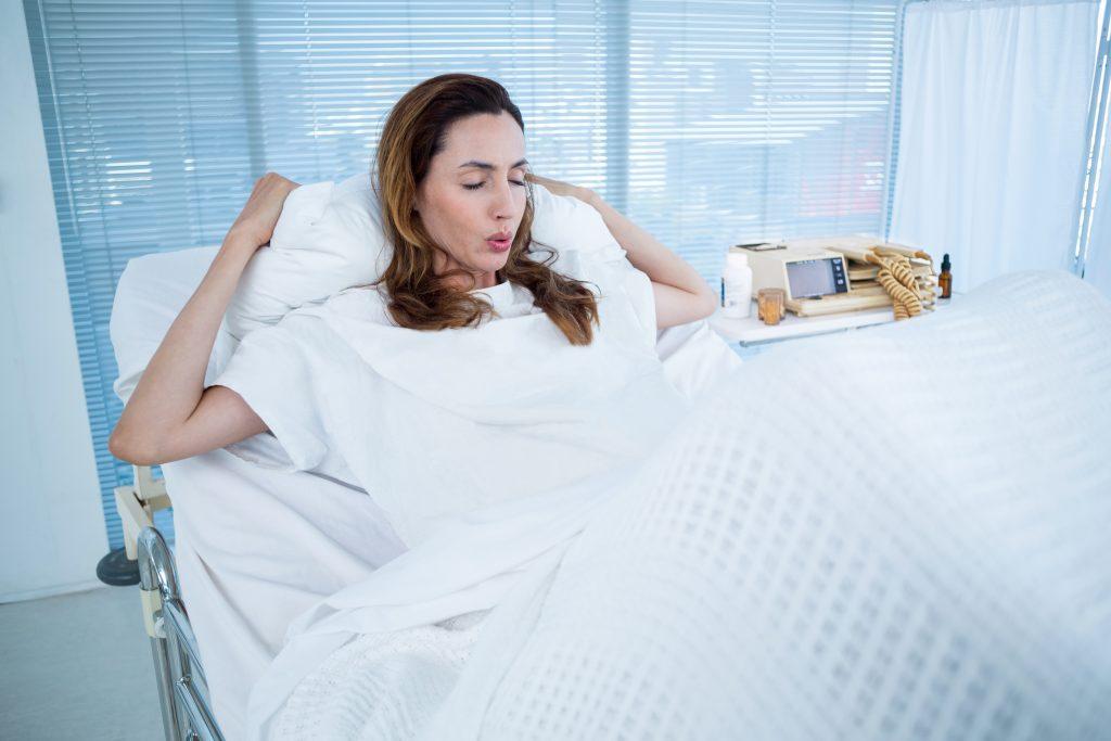 hamilelikte sırt ağrısı